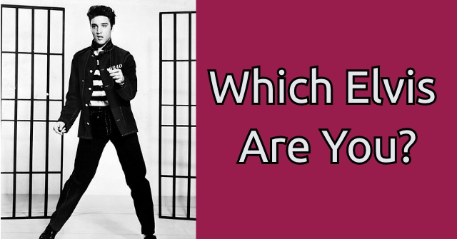Which Elvis Are You?