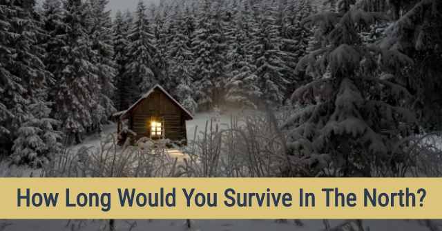 How Long Would You Survive In The North?