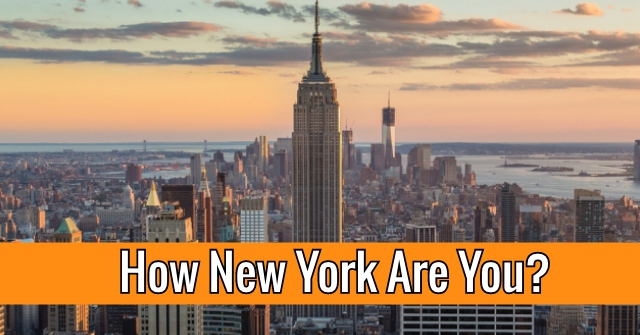 How New York Are You?