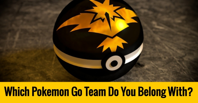 Which Pokemon Go Team Do You Belong With?