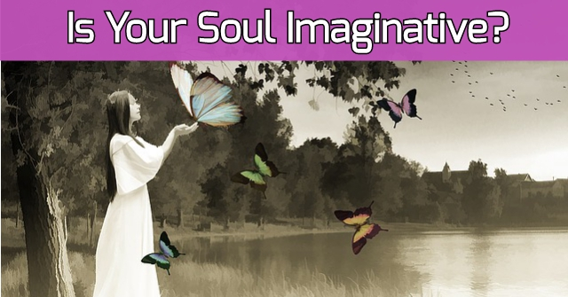 Is Your Soul Imaginative?