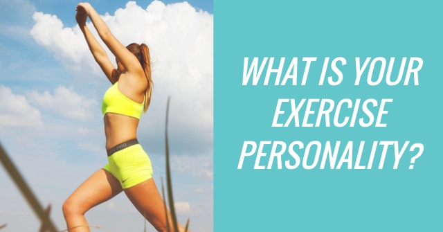 What Is Your Exercise Personality?