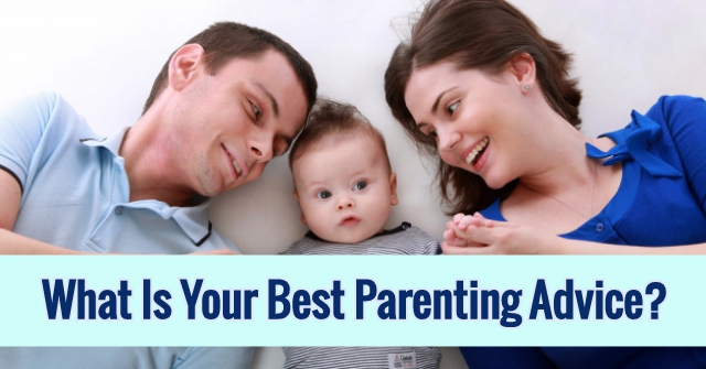 What Is Your Best Parenting Advice?   QuizDoo