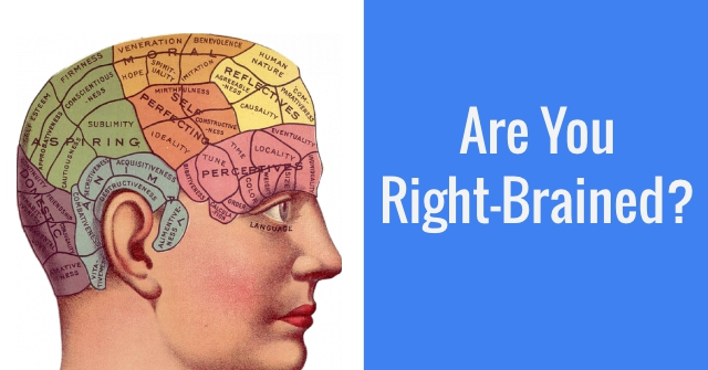 Are You Right-Brained?