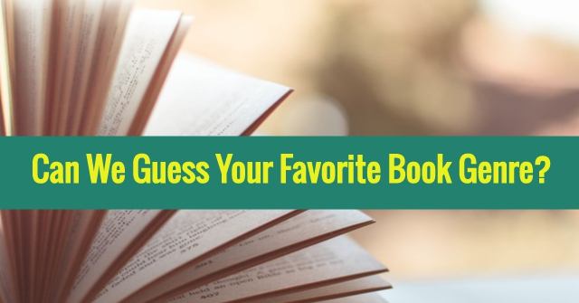 Can We Guess Your Favorite Book Genre?