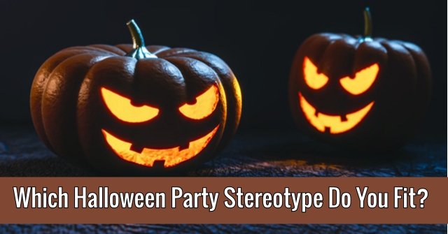 Which Halloween Party Stereotype Do You Fit?