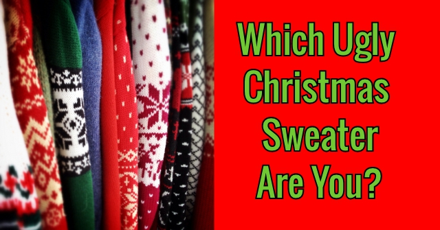 Which Ugly Christmas Sweater Are You?