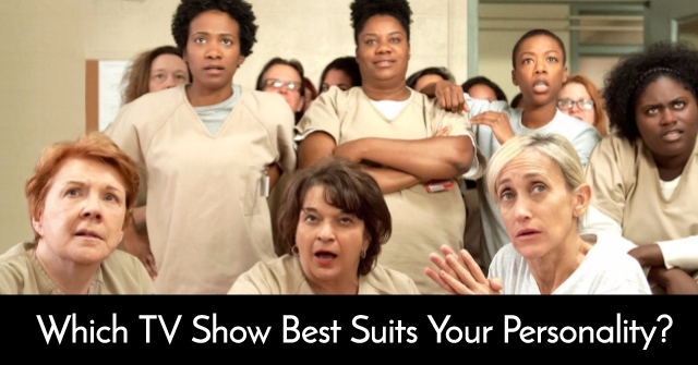 Which TV Show Best Suits Your Personality?