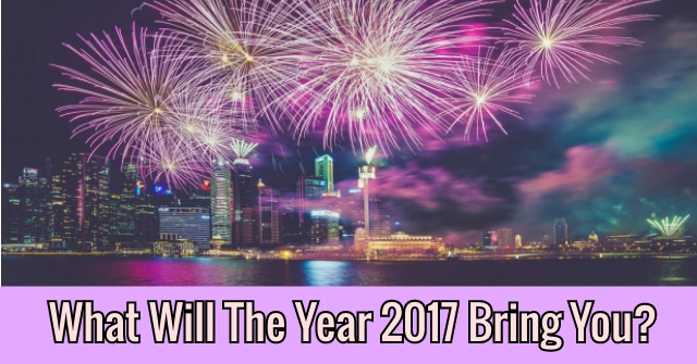 What Will The Year 2017 Bring You?