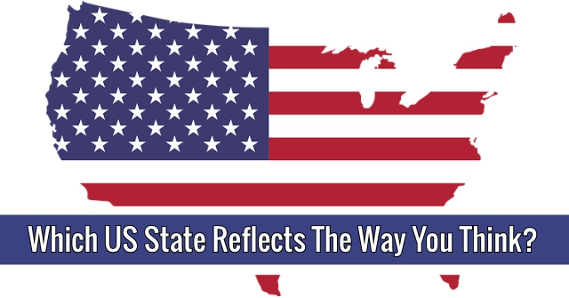 Which US State Reflects The Way You Think?