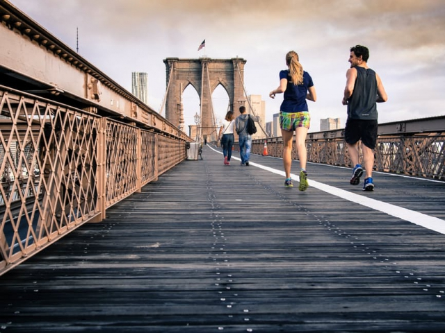 Which physical activity are you actually best at?