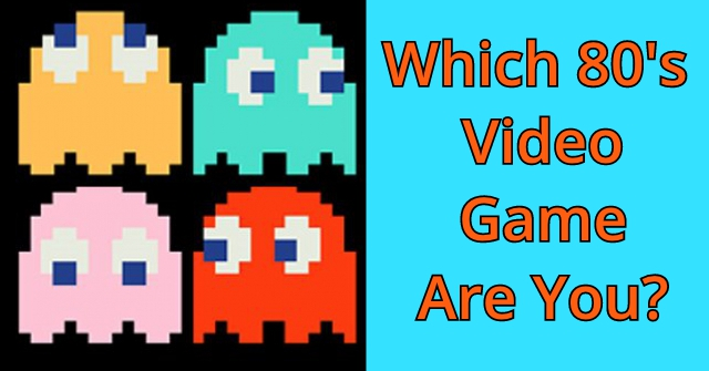Which 80's Video Game Are You?