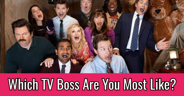 Which TV Boss Are You Most Like?