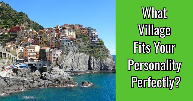 What Village Fits Your Personality Perfectly?