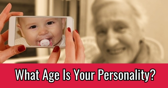 What Age Is Your Personality?