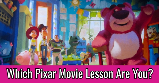 Which Pixar Movie Lesson Are You?