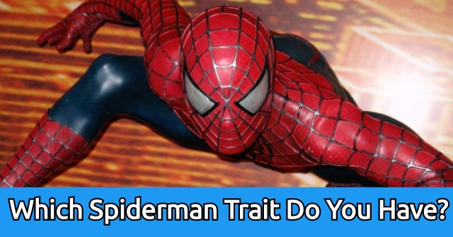 Which Spiderman Trait Do You Have?
