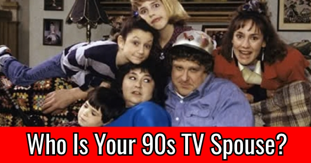 Who Is Your 90s TV Spouse?