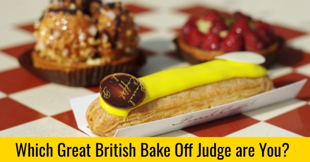Which Great British Bake Off Judge are You?