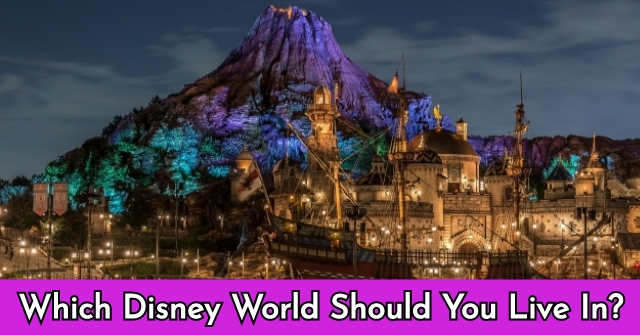 Which Disney World Should You Live In?