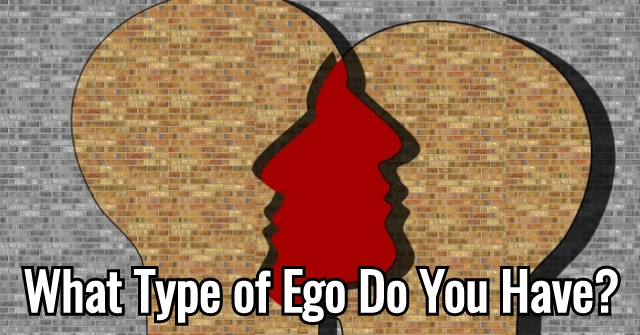 What Type of Ego Do You Have?