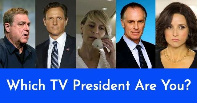 Which TV President Are You?