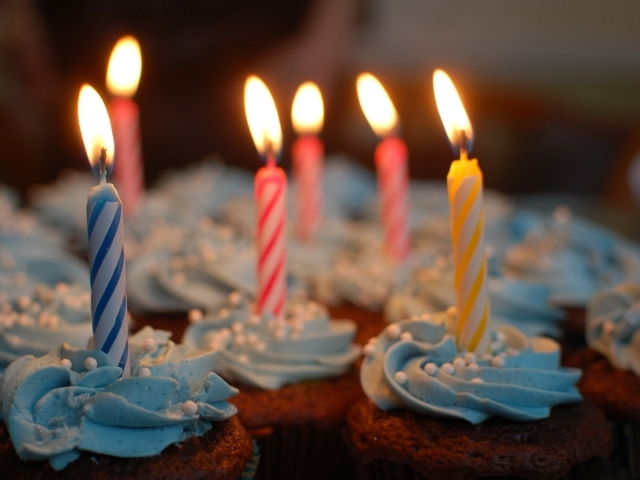Did you have a milestone birthday this year?