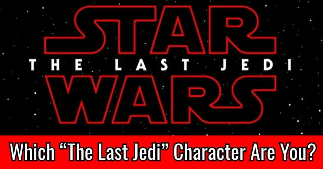 "Which ""The Last Jedi"" Character Are You?"
