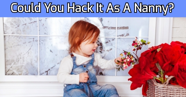 Could You Hack It As A Nanny?