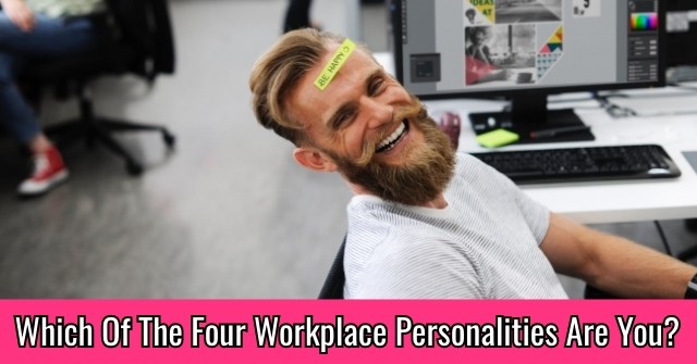 Which Of The Four Workplace Personalities Are You? | QuizDoo