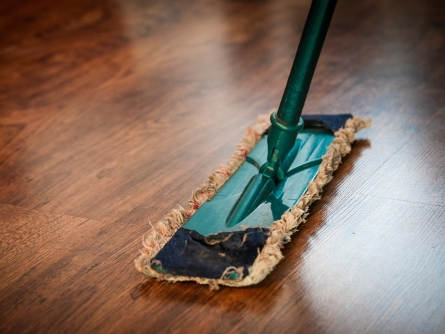 What's your LEAST favorite chore around the house?