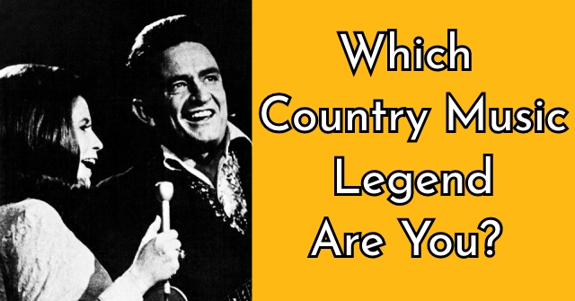 Which Country Music Legend Are You?