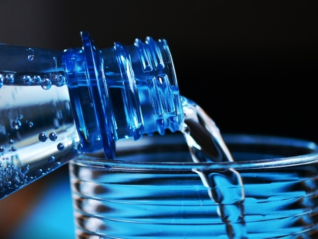 No one can survive very long without water. What will you do to stay hydrated?