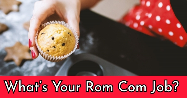 What's Your Rom Com Job?