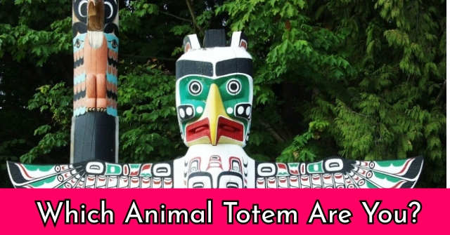 Which Animal Totem Are You Quizdoo