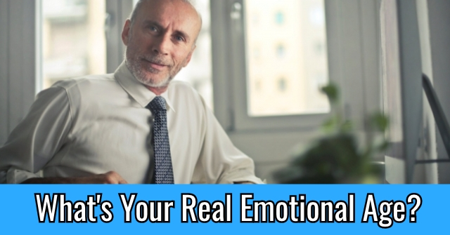 What's Your Real Emotional Age?