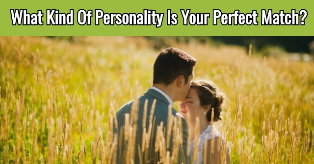 What Kind Of Personality Is Your Perfect Match?