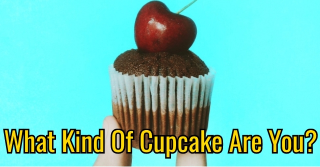 What Kind Of Cupcake Are You?