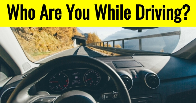 Who Are You While Driving?