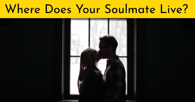 Where Does Your Soulmate Live?