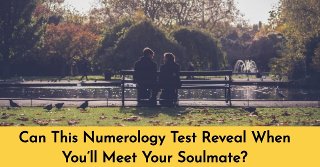 Can This Numerology Test Reveal When You'll Meet Your Soulmate?