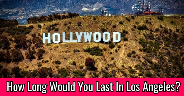How Long Would You Last In Los Angeles?