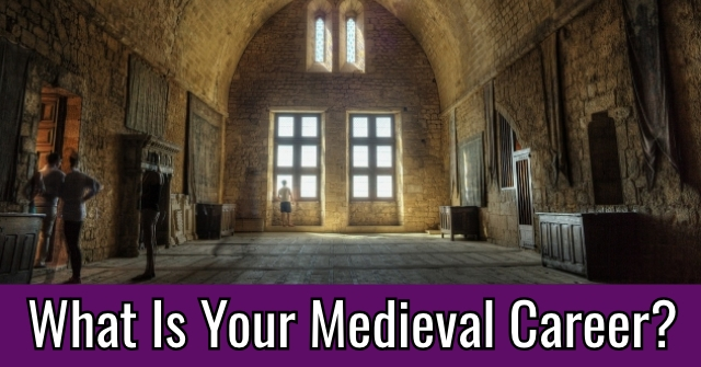 What Is Your Medieval Career?