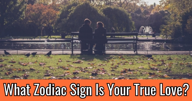 What Zodiac Sign Is Your True Love?
