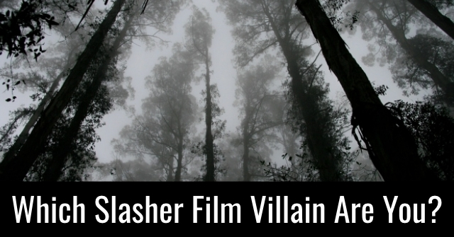 Which Slasher Film Villain Are You?