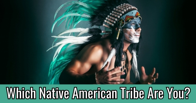 Which Native American Tribe Are You?