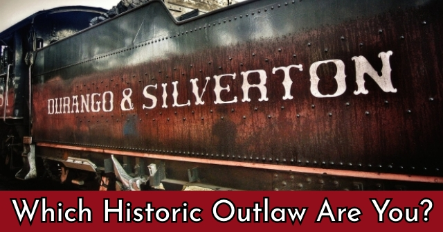 Which Historic Outlaw Are You?