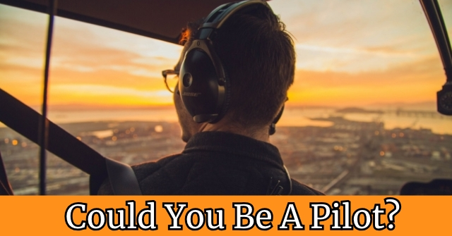 Could You Be A Pilot?