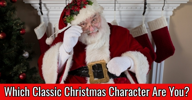 Which Classic Christmas Character Are You?
