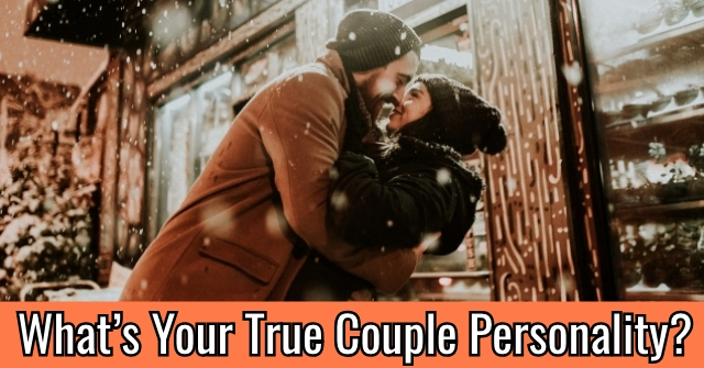 What's Your True Couple Personality?
